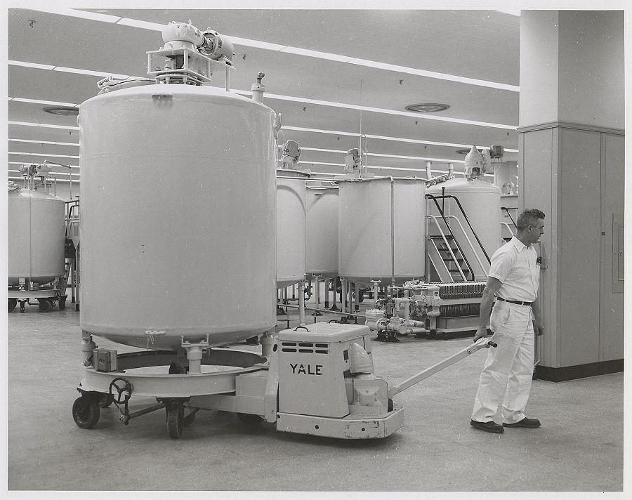 Fluids Production 1950 39 S